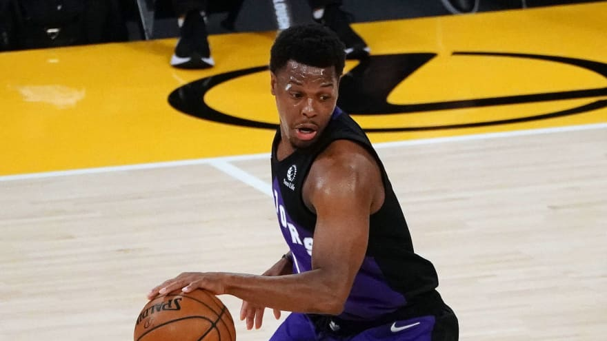 Knicks could pursue Kyle Lowry in offseason?
