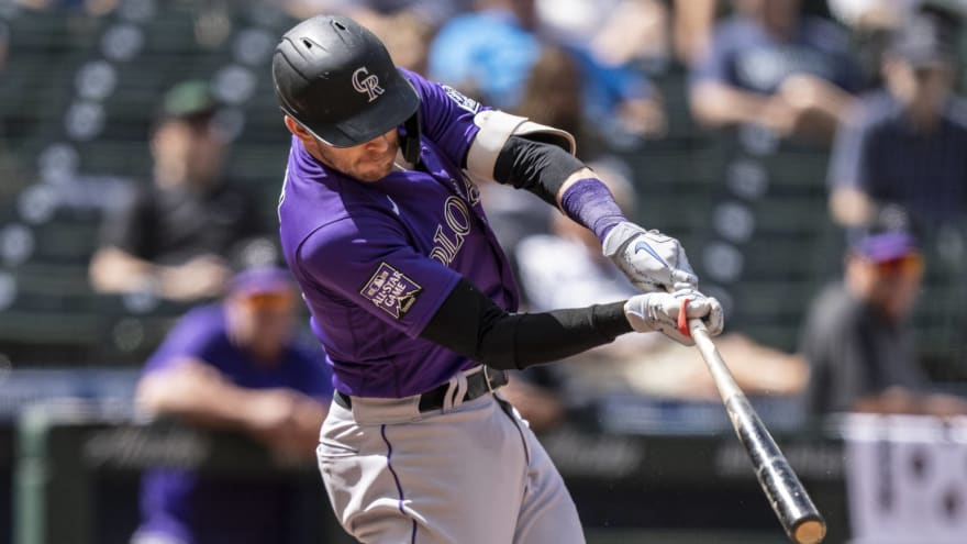 Rockies slugger Trevor Story to compete in Home Run Derby