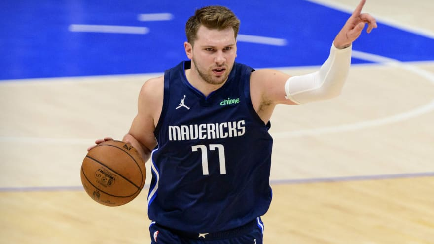 Luka Doncic to reportedly sign five-year, $202M extension