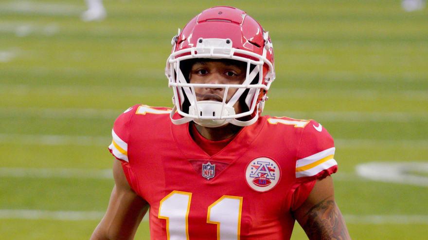 Chiefs WR Demarcus Robinson makes bold prediction for 2021