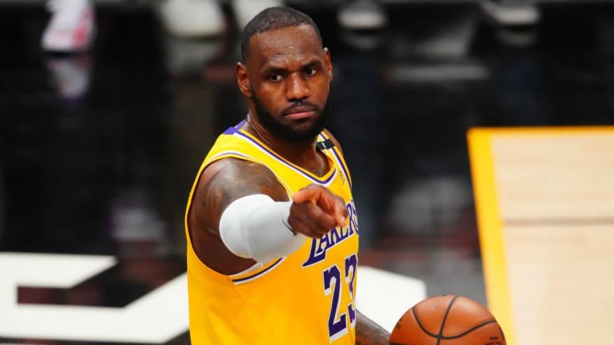 Orlando mayor responds to LeBron James after Lakers star joked NBA bubble gave him PTSD