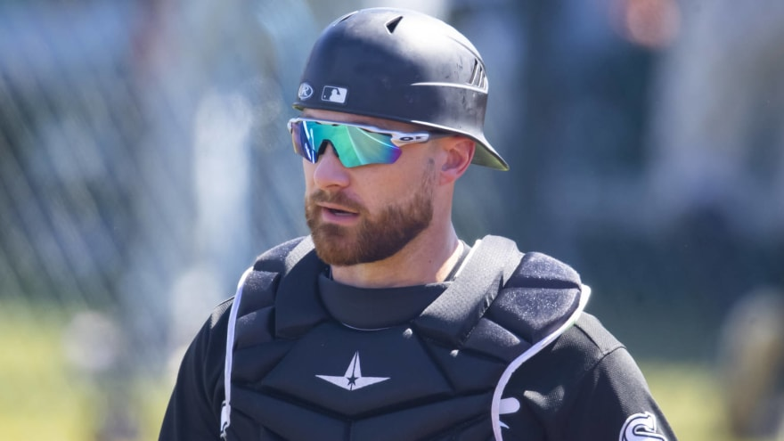 Jonathan Lucroy granted release by White Sox, looking for major-league deal