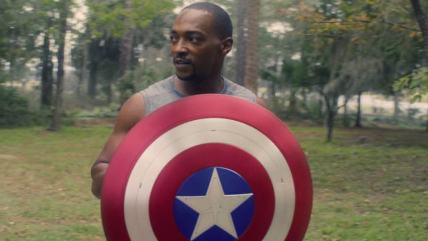 Anthony Mackie estimates how long he will play Captain America