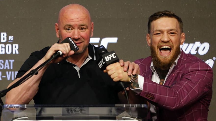 Dana White reacts to Conor McGregor's retirement: 'I totally understand it'