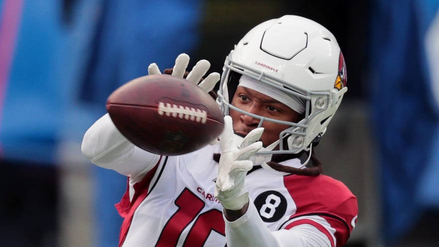 New Cardinals WRs coach has high praise for DeAndre Hopkins
