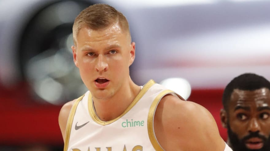 Mavs' Porzingis, Kleber might miss rest of regular season