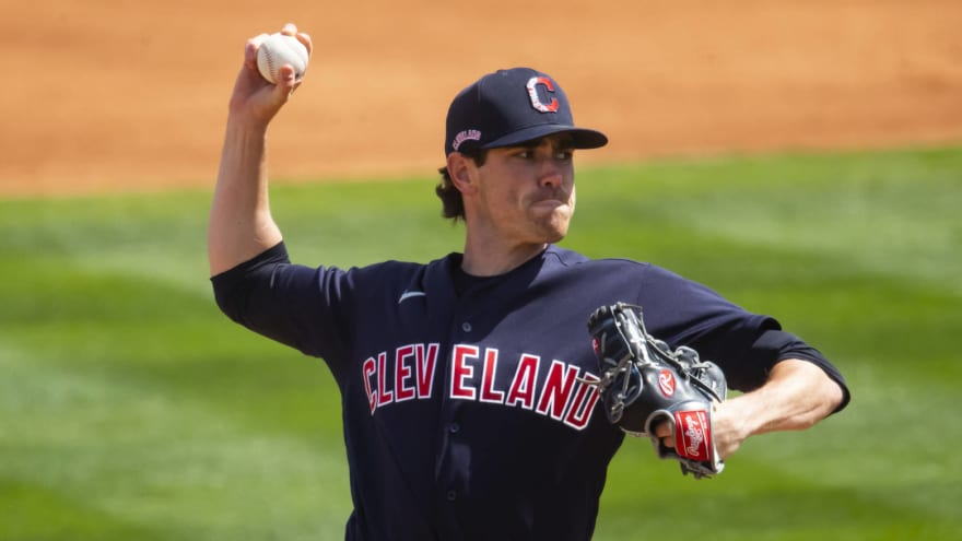 Shane Bieber: Extension talks likely to wait 'until maybe next offseason'