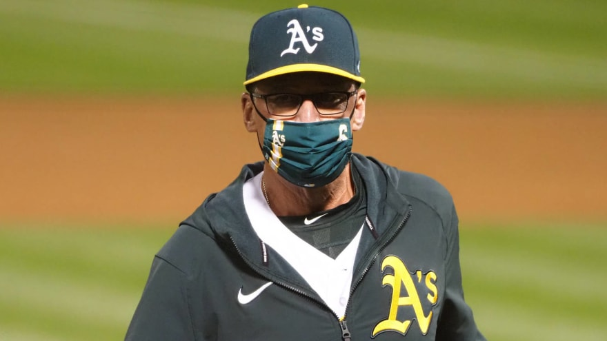Bob Melvin on future: 'I have no desire to go anywhere else'