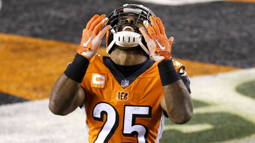 Giovani Bernard: Decision to join Bucs was 'no-brainer'