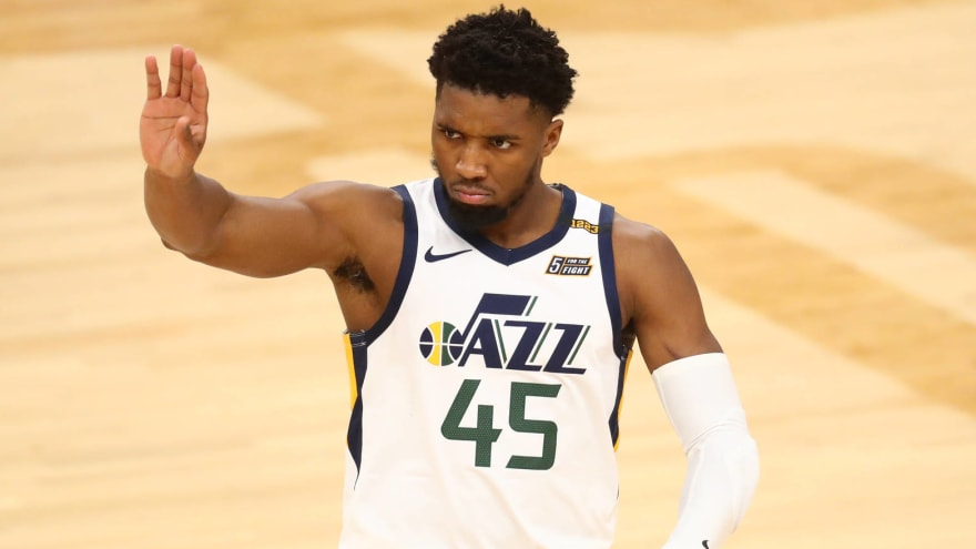 Donovan Mitchell's MRI reveals no structural damage to ankle