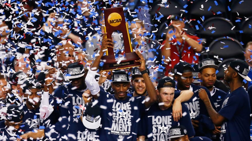 The 'Non-#1 seed winners of the NCAA tournament' quiz