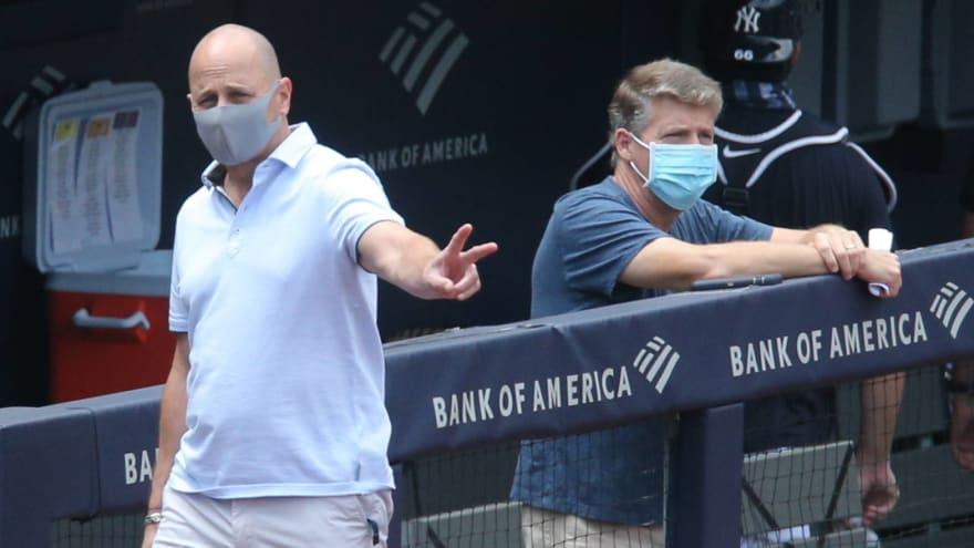 Yankees would consider exceeding luxury tax amid struggles?