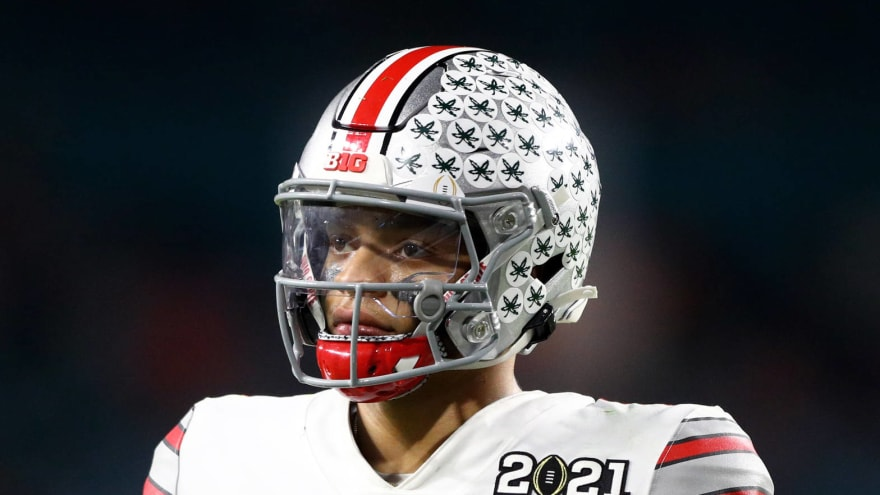 It should not be a surprise if the 49ers draft Justin Fields