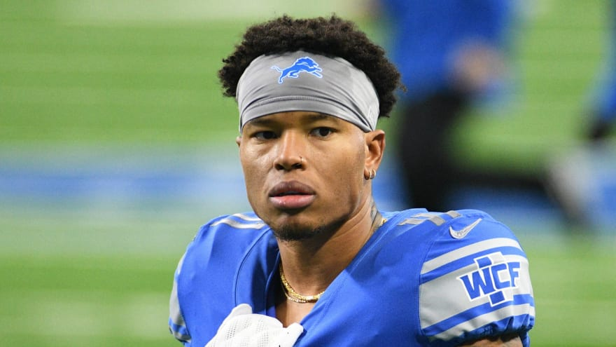 Free agent WR Marvin Jones wants to sign with contender