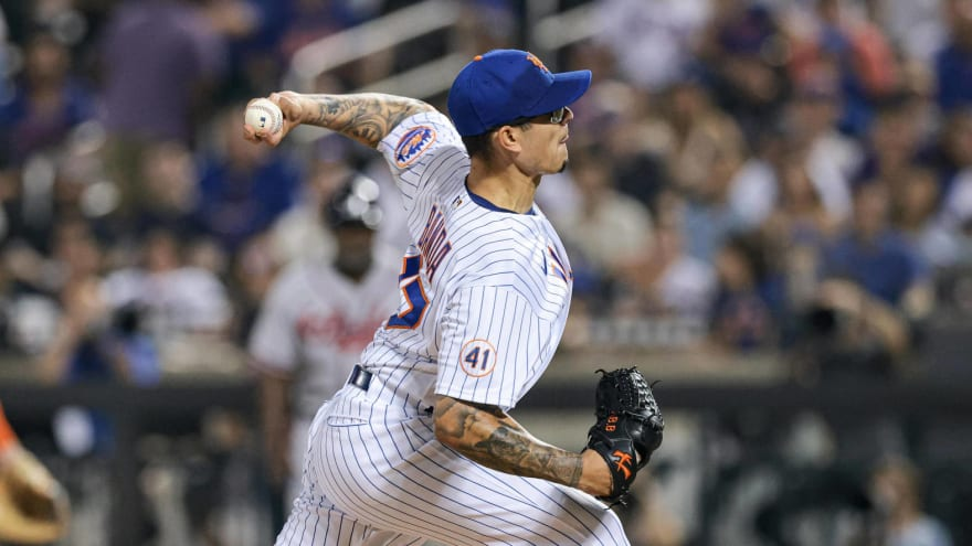 Mets designate LHP Anthony Banda, outright RHP Akeem Bostick