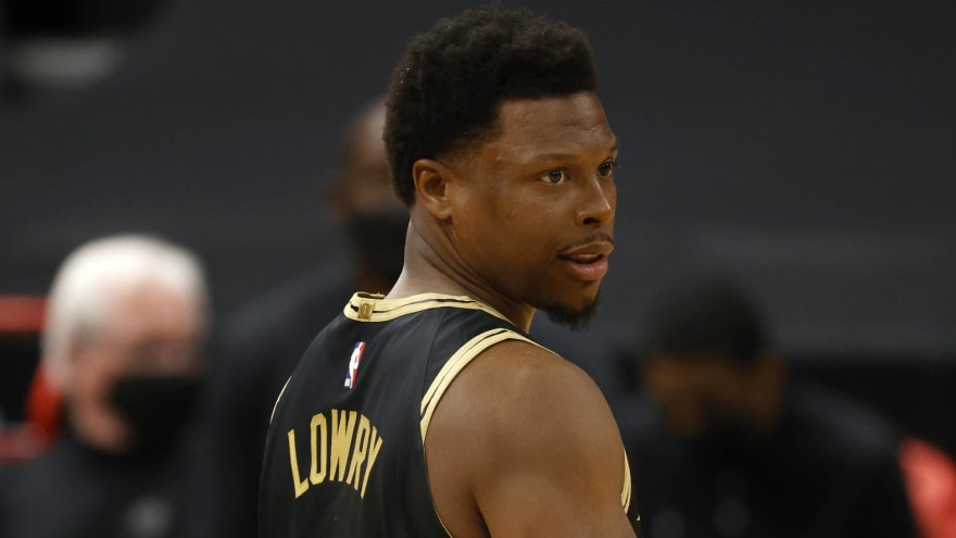 Kyle Lowry could miss five games with toe infection