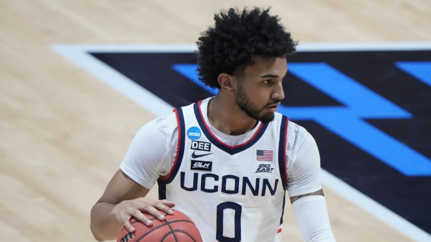 Prospect report: James Bouknight of UConn