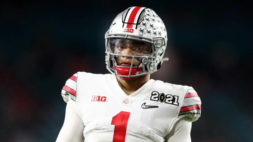 NFL insider guarantees 49ers won't draft Justin Fields