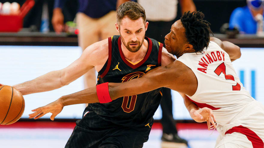 Report: Cavs 'addressing the Kevin Love matter internally'