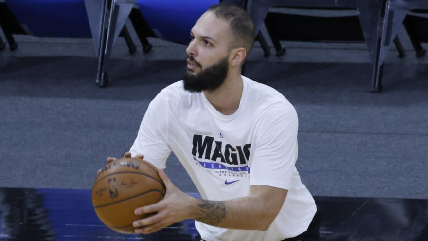 Evan Fournier in protocols, won't make Celtics debut vs. OKC
