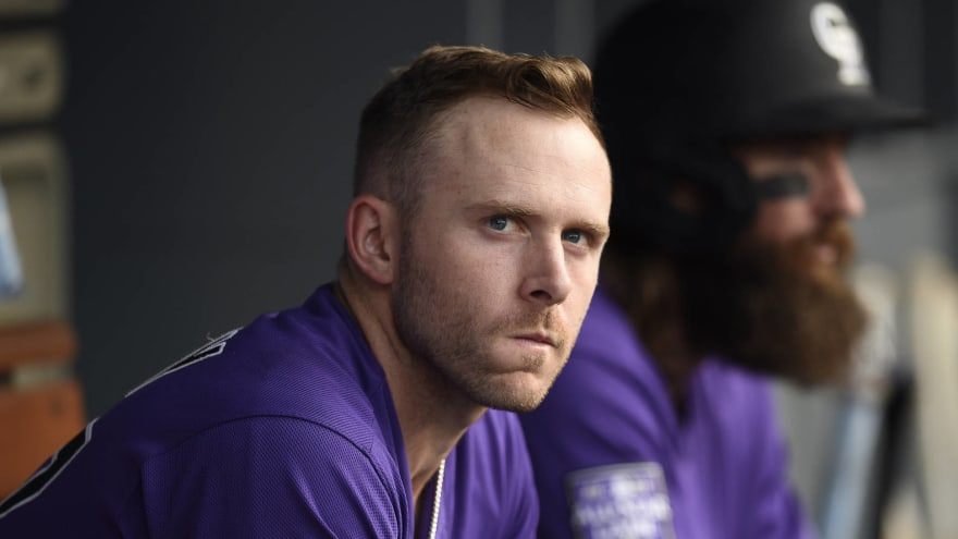 Yankees interested in Trevor Story trade; here's how it can work