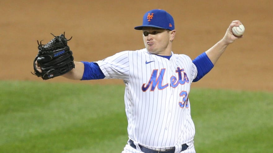 Justin Wilson leaving Mets to rejoin Yankees