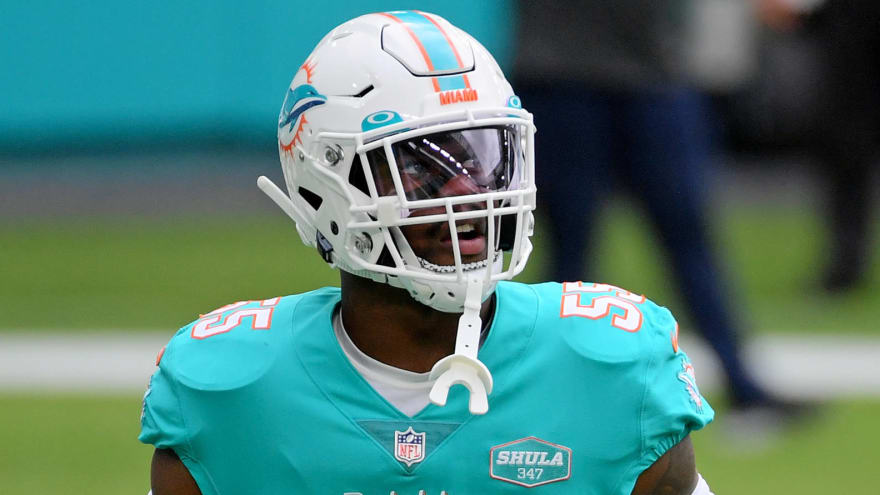 Dolphins sign Jerome Baker to three-year, $39M extension