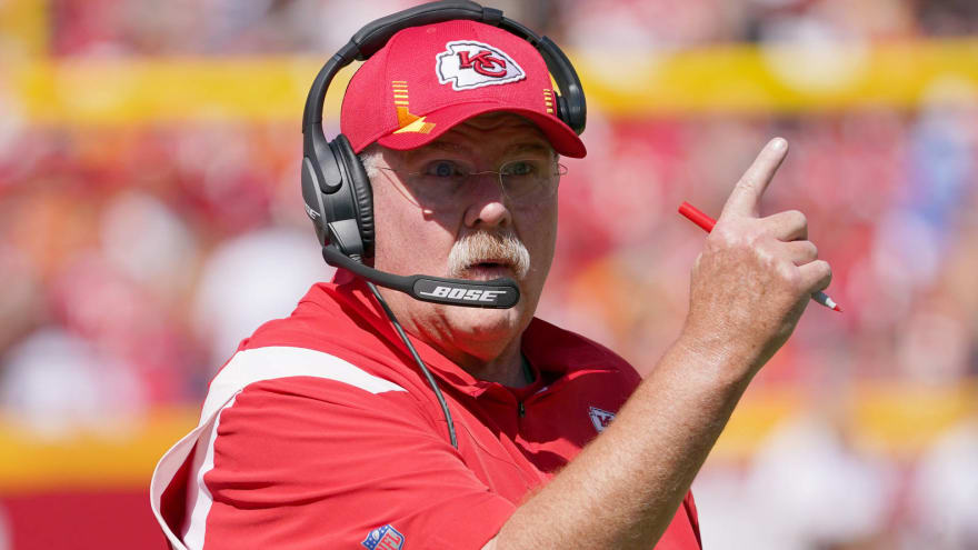 Andy Reid out of hospital, expected to rejoin Chiefs this week
