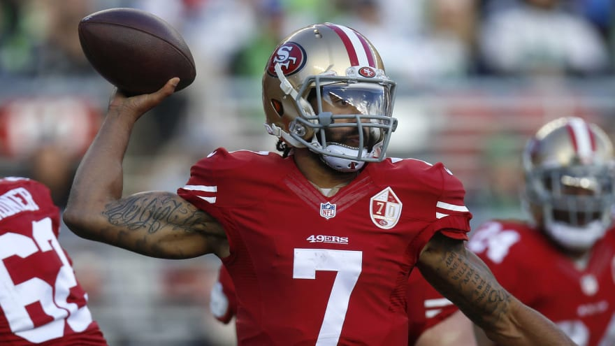 Colin Kaepernick collector auctions rare rookie card, will split profit with QB's 'Know Your Rights Camp'