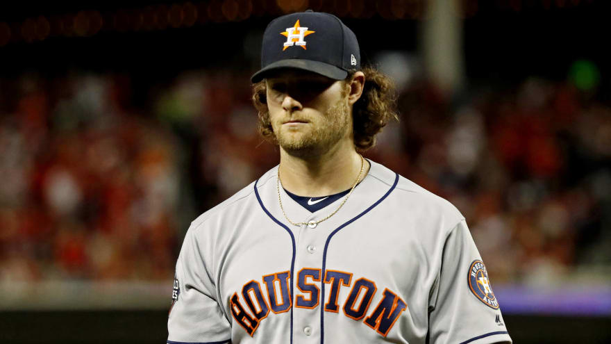 Report: Yankees have offered Gerrit Cole record $245 million deal