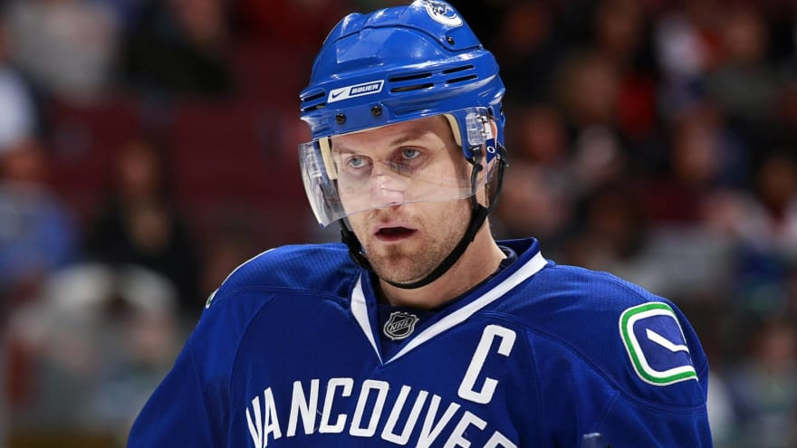 The 'Vancouver Canucks captains' quiz