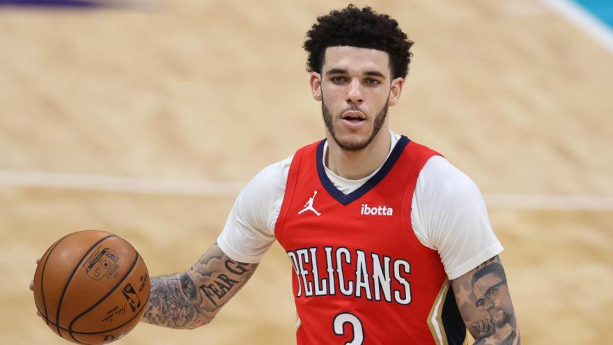 Bulls, Celtics, Raptors reportedly interested in Lonzo Ball