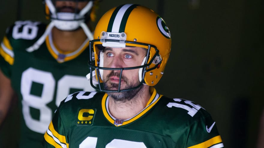 Packers prez: We're committed to Rodgers for '2021 and beyond'