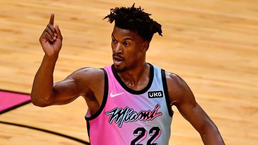 NBA denies that Jimmy Butler rejected All-Star invite