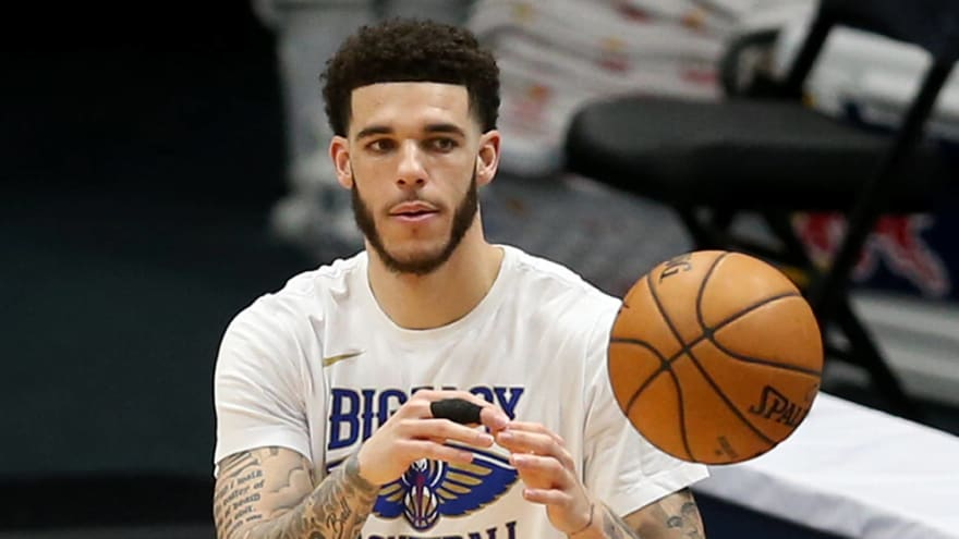 Could Pelicans sign-and-trade Lonzo Ball this summer?