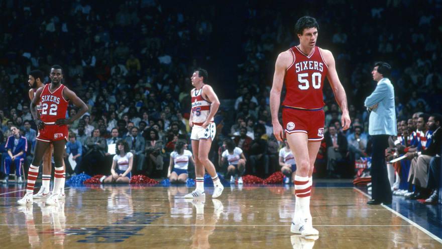The '1972-73 Philadelphia 76ers' quiz