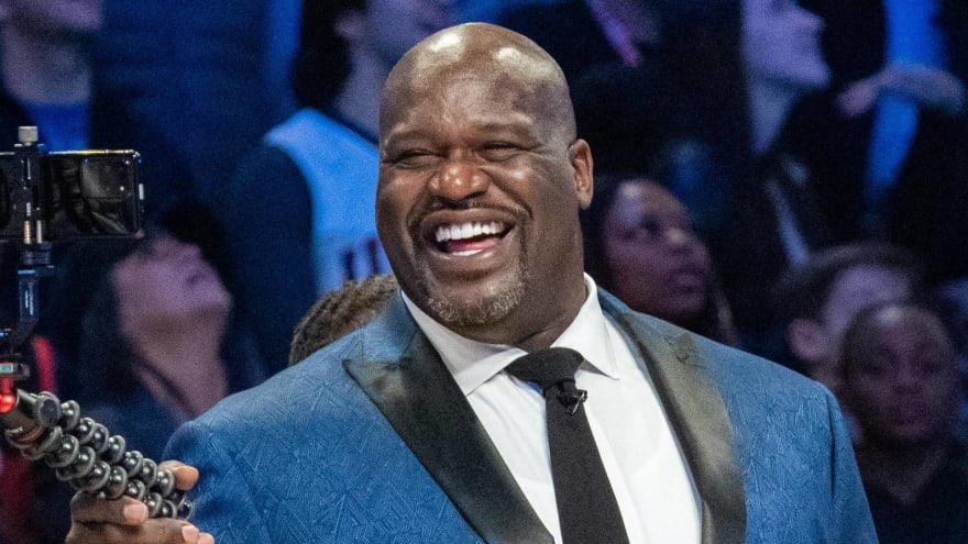 Shaq responds to being left off Jeanie Buss' Lakers list