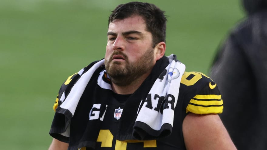 Steelers release six-time Pro Bowler David DeCastro