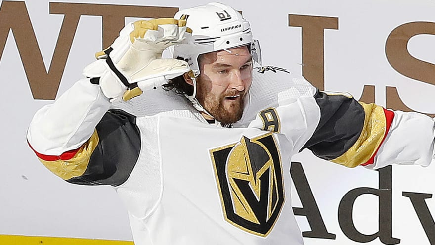 Golden Knights name Mark Stone first captain
