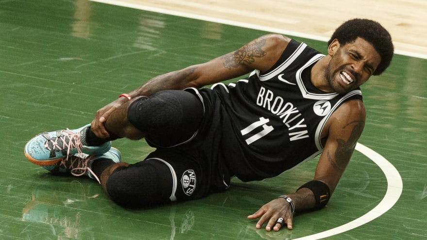 How Kyrie Irving's injury changes playoffs' dynamics