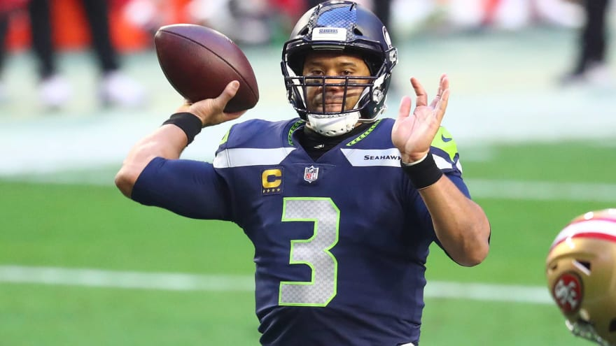 Carlos Dunlap: Russell Wilson said he's 'here to stay'