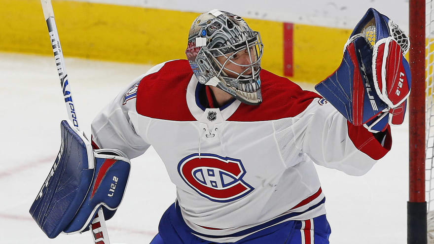 Canadiens issue injury updates for Carey Price, others