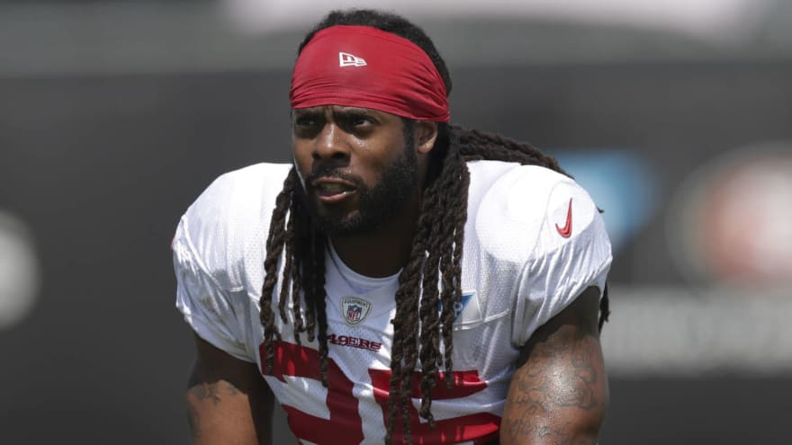 Panthers reach out to Richard Sherman following Jaycee Horn injury