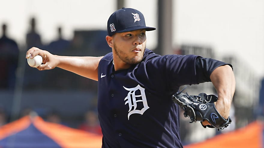Manager Ron Gardenhire confirms Joe Jimenez will be Tigers closer to start the season