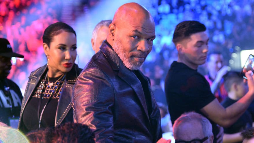 Tyson's payout for Jones Jr. fight revealed