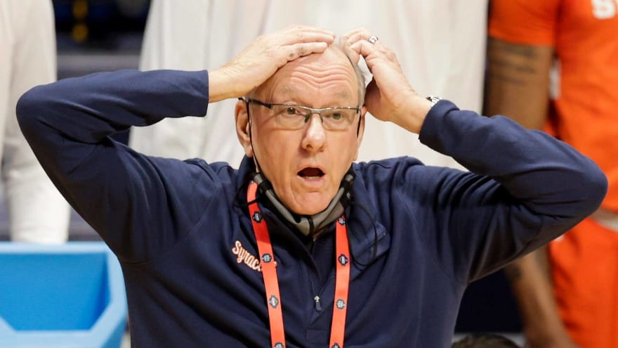 Jim Boeheim's son Jimmy transferring to Syracuse