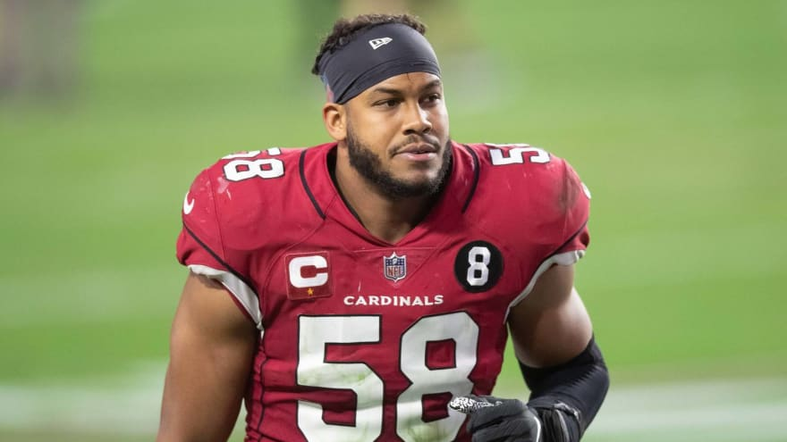 Cardinals GM: Jordan Hicks will have 'a strong role'
