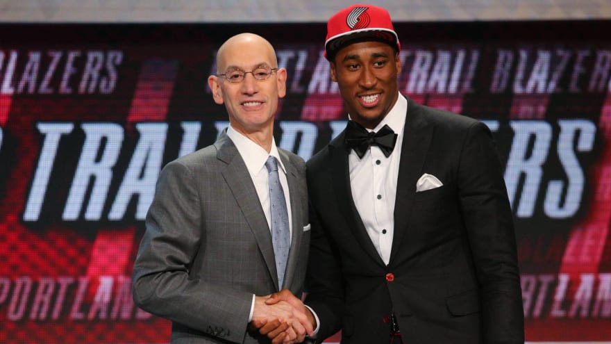 The 'Trail Blazers first rounders' quiz