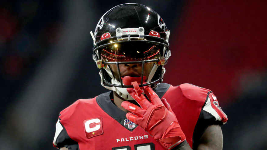 Report: Patriots have had internal discussions about Julio ...