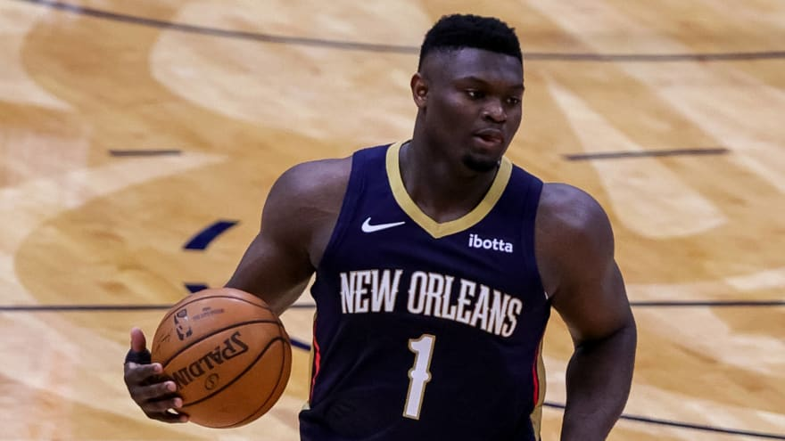 David Griffin blames officiating for Zion Williamson injury
